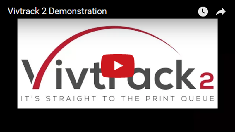 Vivtrack 2 Demonstration